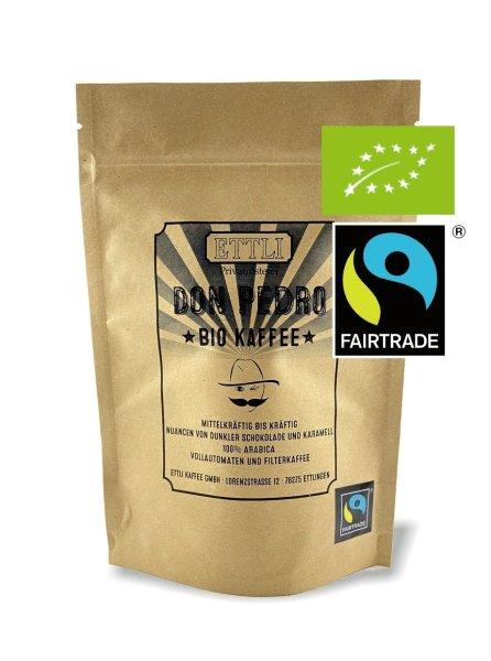 Don Pedro BIO Fairteade Kaffee 250g