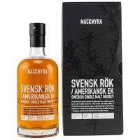 Mackmyra Svensk Rök - American oak