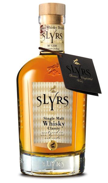 Slyrs Single Malt Whisky 43% 0,35L