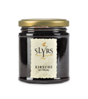 Slyrs Kirsch Whisky Marmelade 225g