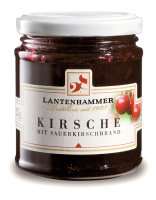 Lantenhammer Marmelade Kirsche 225g