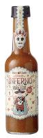 Inferno Junior 165g sauce 1Habanero/Fl.   6000 Scoville
