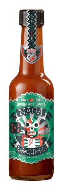 Inferno Sauce Naga 165g 600000 Scoville