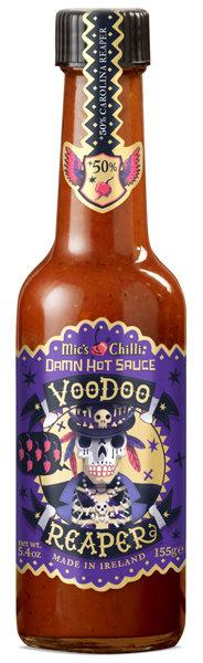 Inferno Sauce Vodoo Reaper  155g 1.200.000 Sco