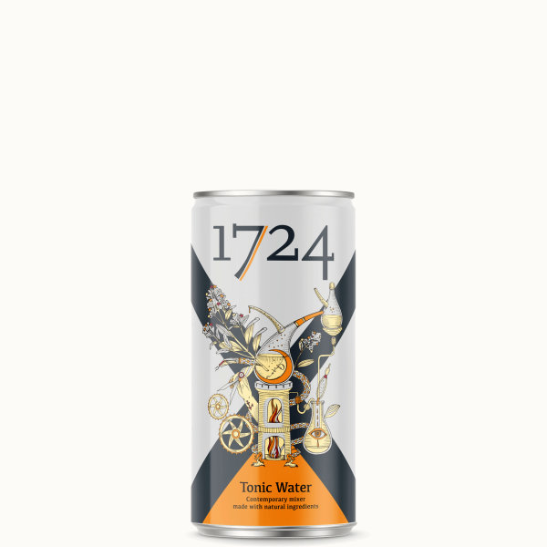 1724 Tonic Water 0,2L Dose