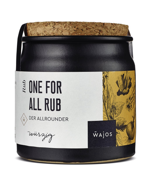 One-For-All Rub 55g