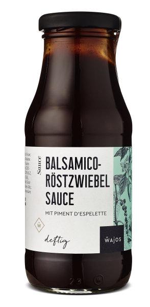 Balsamico Röstzwiebel Sauce mit Piment d´ Espelette 245ml