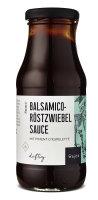 Balsamico Röstzwiebel Sauce mit Piment d´...