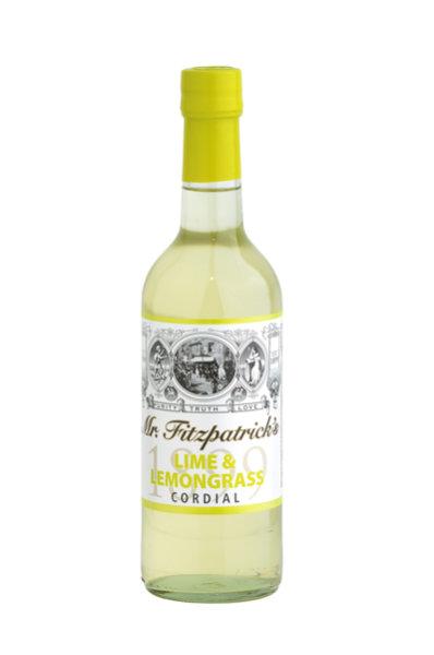 Frizpatricks Sirup Limette un Zitronengrass 500ml