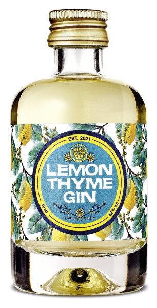 Lemonthyme Gin 40ml (42% vol)