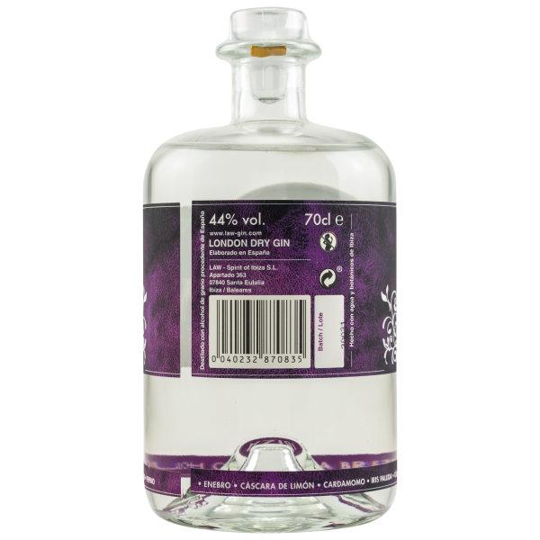 Law - Ibiza Gin 0,7L 44%